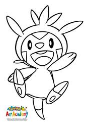 Malvorlagen Pokémon