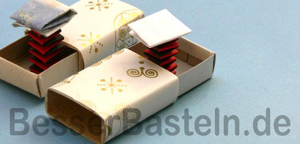 lustiges geburtstagsgeschenk basteln streichholzschachteln. Black Bedroom Furniture Sets. Home Design Ideas