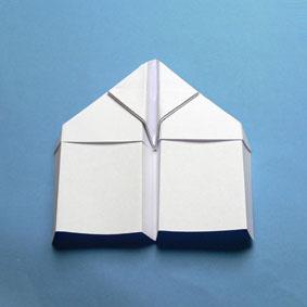 anleitungen zum falten von papierfliegern. Black Bedroom Furniture Sets. Home Design Ideas