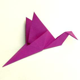Anleitungen Zum Falten Von Origami Tieren
