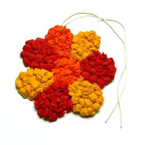 Knollchenblume Mit Kindern Im Sommer Basteln