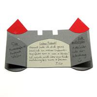Einladung Für Kindergeburtstage Basteln: Ritterburg Als Karte, Kreative  Einladungen