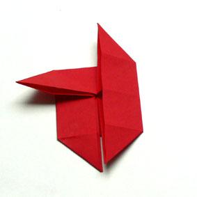 Origami Tiere Falten Schmetterling