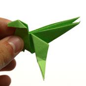 Origami dinosaur on white stock image. Image of scary - 79391711   175x175