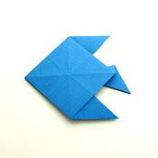 origami fisch einfach my blog. Black Bedroom Furniture Sets. Home Design Ideas