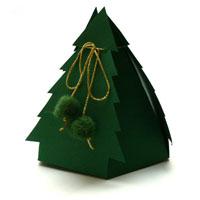 Weihnachtsbaum basteln aus papier