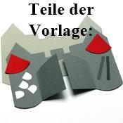 Eine Ritterburg Als Einladung Passt Natürlich Besonders Gut Zu Der  Mottoparty U201cMittelalter/ Ritter Und Burgdamenu201d.