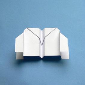 Anleitungen Zum Falten Von Papierfliegern