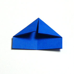 Origami Gegenstande Falten Hut Fur Kinder
